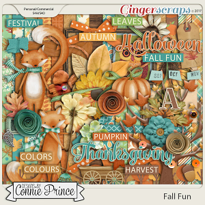 Fall Fun - Kit
