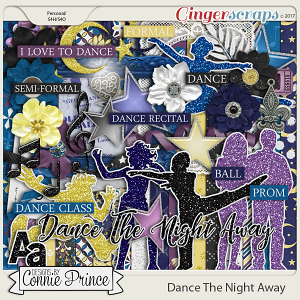 Dance The Night Away - Kit