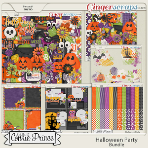Halloween Party - Core Bundle