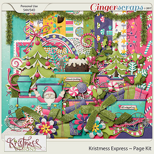 Kristmess Express Page Kit