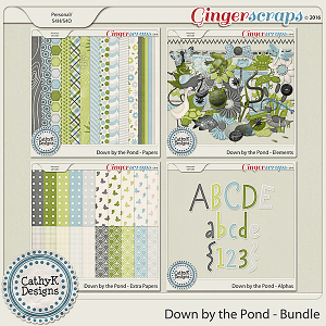 Down By The Pond - Bundle