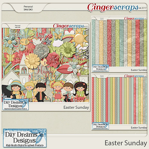 Easter Sunday {Bundled Collection} by Day Dreams 'n Designs