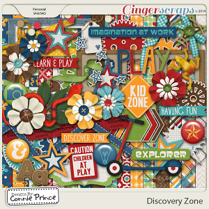 Discovery Zone - Kit