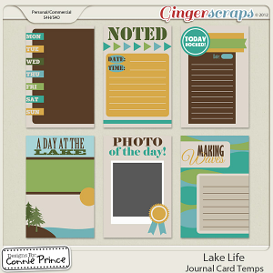 Retiring Soon - Lake Life - Journal Card Temps (CU Ok)