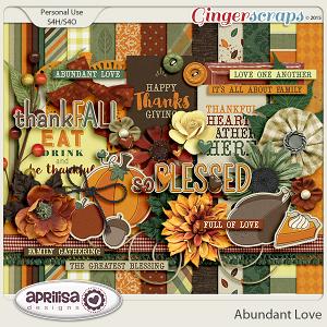 Abundant Love - Kit by Aprilisa Designs