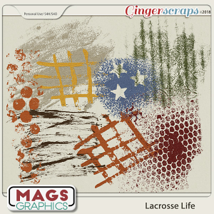 Lacrosse Life HODGE PODGE by MagsGraphics