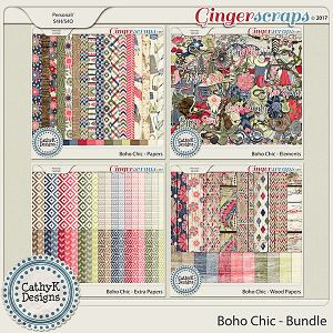 Boho Chic - Bundle