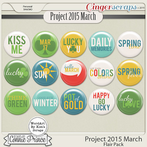 Project 2015 March - Flair Pack