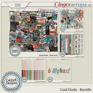 Cool Dude - Bundle