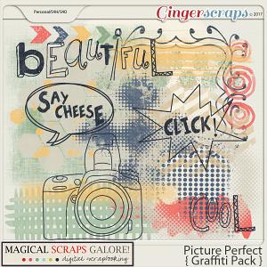 Picture Perfect (graffiti pack)
