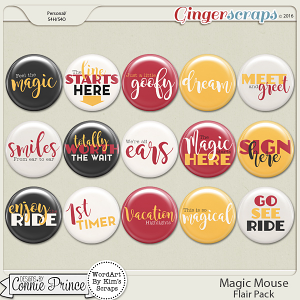 Magic Mouse - Flair Pack