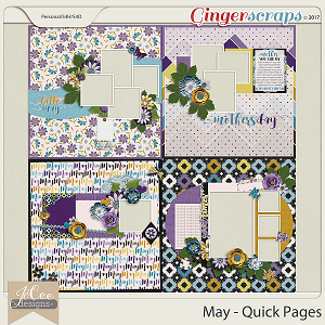 May Quick Pages