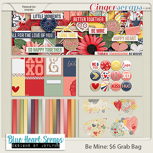 Be Mine $6 Grab Bag