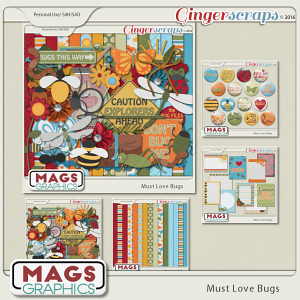 Must Love Bugs BUNDLE