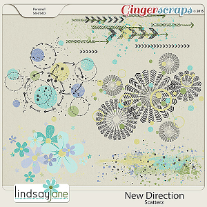 New Direction Scatterz by Lindsay Jane