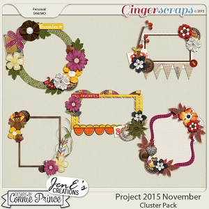 Project 2015 November - Cluster Pack
