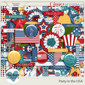 Party in the USA Kit
