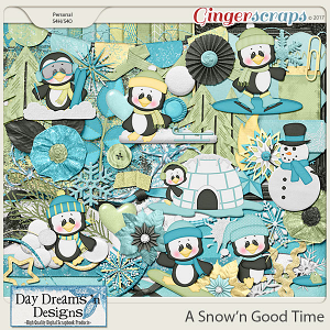 A Snow'n Good Time {Kit} by Day Dreams 'n Designs