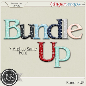 Bundle Up Alphabets