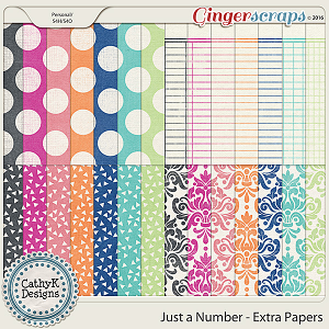 Just a Number - Extra Papers