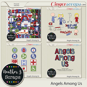 Angels Among Us {Bundle}