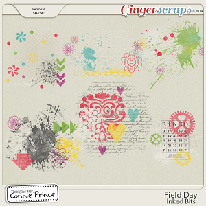 Field Day - Inked Bits
