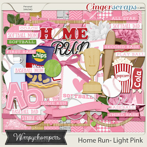 Home- Run- ltpink