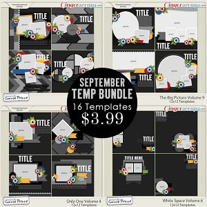 September 2014 Template Bundle