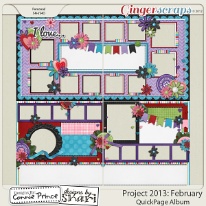 Project 2013: February - QuickPages