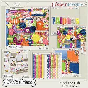 Find The Fish - Bundle