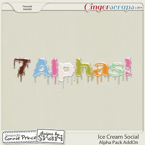 Ice Cream Social - Alpha Pack AddOn