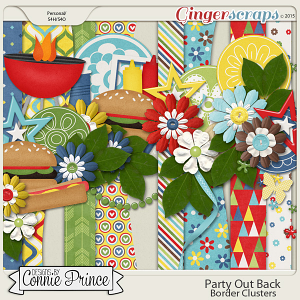 Party Out Back - Border Clusters
