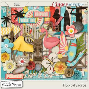Retiring Soon - Tropical Escape - Kit