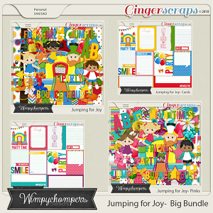 Jumping for Joy Big Bundle