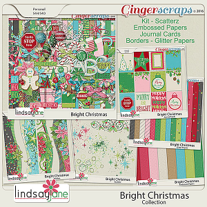 Bright Christmas Collection by Lindsay Jane