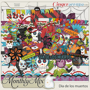 Monthly Mix: Dia de los muertos