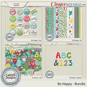 Be Happy - Bundle