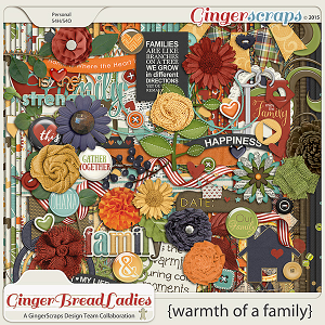 GingerBread Ladies MEGA Collab: Warmth of a Family