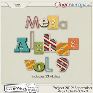 Retiring Soon - Project 2012:   September - Mega Alpha Vol. 7
