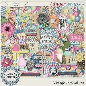 Vintage Carnival - Kit