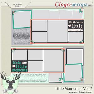 Little Moments Vol 2