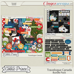 Travelogue Canada  - Bundle Pack