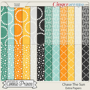 Chase The Sun - Extra Papers