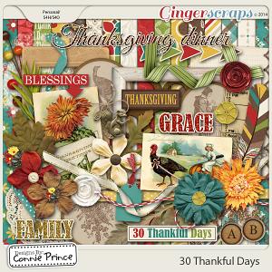 Retiring Soon - 30 Thankful Days