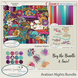 Arabian Nights Bundle
