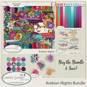 Arabian Nights Bundle