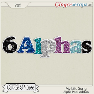 My Life Song - Alpha Pack AddOn