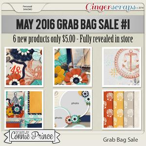 May 2016 Grab Bag 1 - Seas The Day