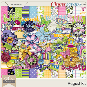 August Kit by JoCee Designs