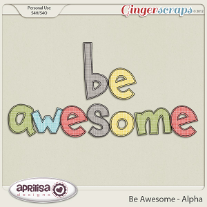 Be Awesome - Alpha